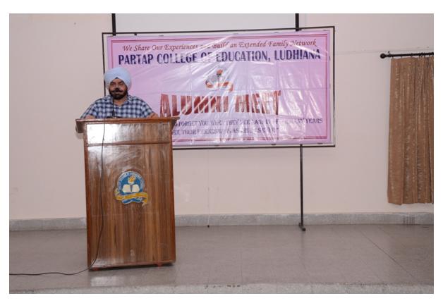 Alumni Meet 2015-16