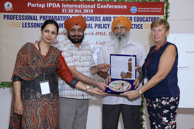 TWO-DAY PARTAP-IPDA INTERNATIONAL CONFERENCE – 2016