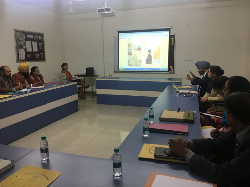 The Punjab State School Forum (IPDA India cell)