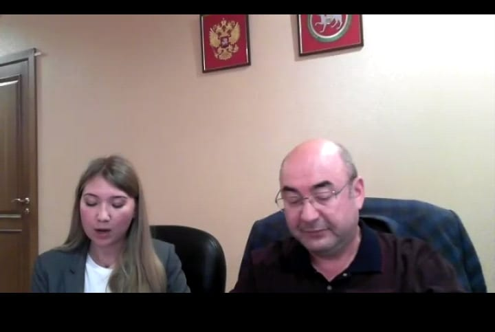 Second International Webinar in collaboration with Kazan Federal University, Kazan, Russia